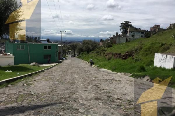 Foto de terreno habitacional en venta en  , san luis obispo, toluca, méxico, 8883353 No. 08