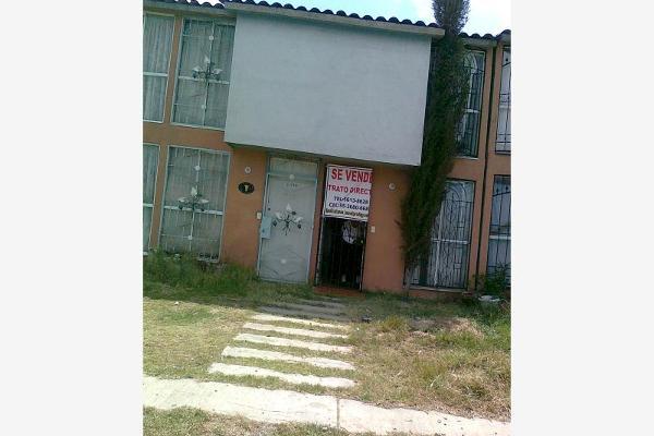 Foto de casa en venta en san luis potosi 85, bonito san vicente, chicoloapan, m?xico, 4652417 No. 01