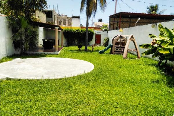 Foto de casa en venta en  , san manuel, carmen, campeche, 5858245 No. 01