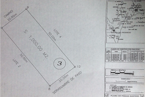 Foto de terreno habitacional en venta en  , san marcos de begoña, san miguel de allende, guanajuato, 5446854 No. 03