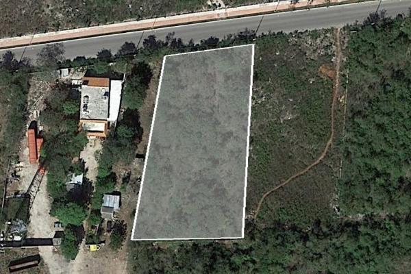 Foto de terreno habitacional en venta en  , san marcos nocoh, mérida, yucatán, 3728612 No. 02