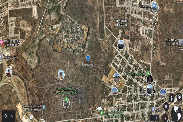Foto de terreno habitacional en venta en  , san marcos nocoh, mérida, yucatán, 18494998 No. 03
