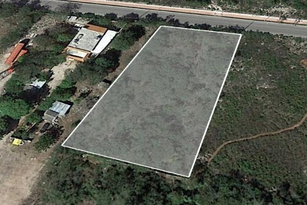 Foto de terreno habitacional en venta en  , san marcos nocoh, mérida, yucatán, 3728612 No. 01