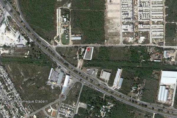 Foto de terreno habitacional en venta en  , san marcos nocoh, mérida, yucatán, 3728612 No. 03