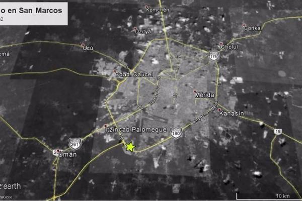Foto de terreno habitacional en venta en  , san marcos nocoh, mérida, yucatán, 3728612 No. 05