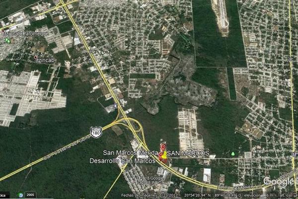 Foto de terreno habitacional en venta en  , san marcos nocoh, mérida, yucatán, 7923042 No. 01