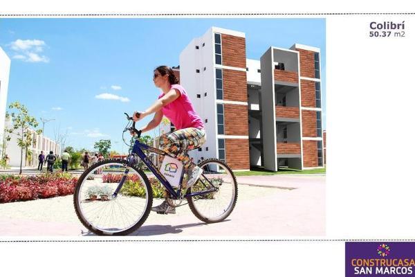Foto de departamento en venta en  , san marcos nocoh, mérida, yucatán, 8098850 No. 01