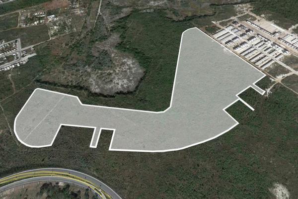 Foto de terreno habitacional en venta en  , san marcos nocoh, mérida, yucatán, 8120477 No. 01