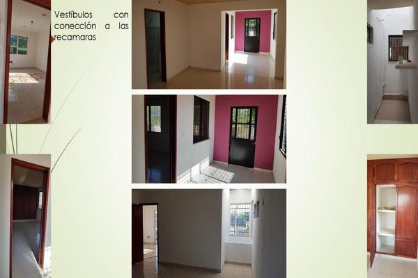 Foto de casa en venta en  , san marcos nocoh, mérida, yucatán, 8754853 No. 03