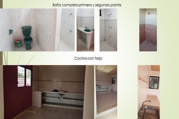 Foto de casa en venta en  , san marcos nocoh, mérida, yucatán, 8754853 No. 04
