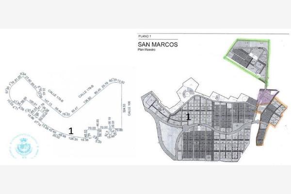 Foto de terreno habitacional en venta en san marcos , san marcos nocoh, mérida, yucatán, 16766745 No. 02