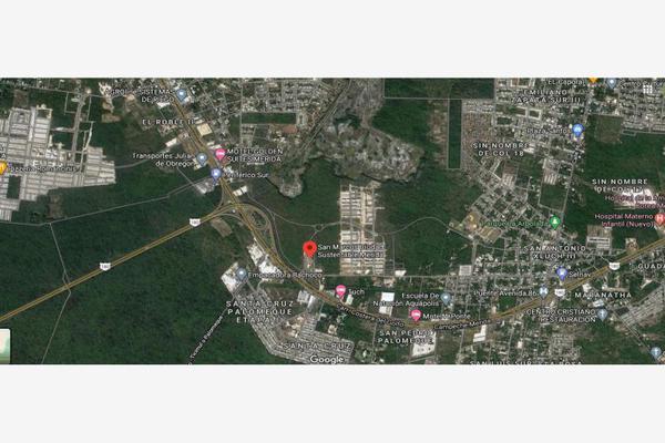 Foto de terreno habitacional en venta en san marcos , san marcos nocoh, mérida, yucatán, 16766745 No. 03