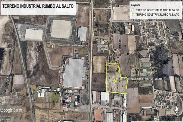 Foto de terreno habitacional en venta en  , san martín de las flores de abajo, san pedro tlaquepaque, jalisco, 7250936 No. 05