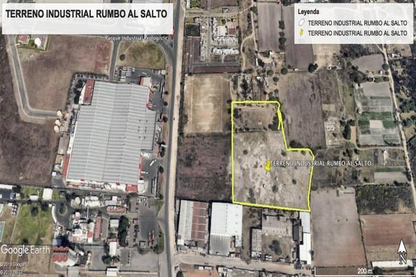Foto de terreno habitacional en venta en  , san martín de las flores de abajo, san pedro tlaquepaque, jalisco, 7250936 No. 06