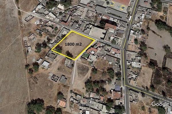 Foto de terreno habitacional en venta en  , san martín, jaltenco, méxico, 0 No. 01