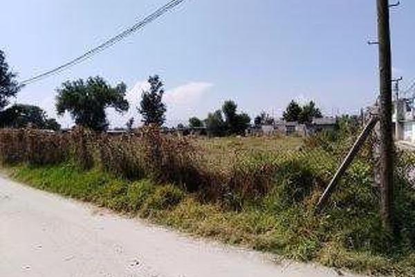 Foto de terreno habitacional en venta en  , san martín, jaltenco, méxico, 0 No. 03