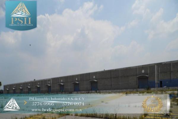 Foto de nave industrial en renta en san mateo 14, san mateo ixtacalco fracción la capilla, cuautitlán izcalli, méxico, 8873658 No. 04
