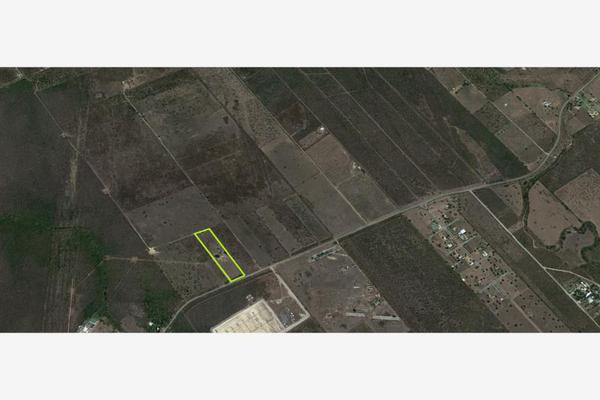 Foto de terreno habitacional en venta en san mateo - cadereyta , cadereyta jimenez centro, cadereyta jiménez, nuevo león, 7137457 No. 01
