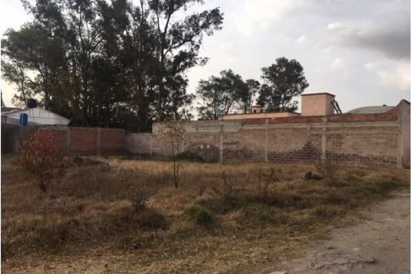 Foto de terreno habitacional en venta en  , san mateo ixtacalco, cuautitlán izcalli, méxico, 15220801 No. 01