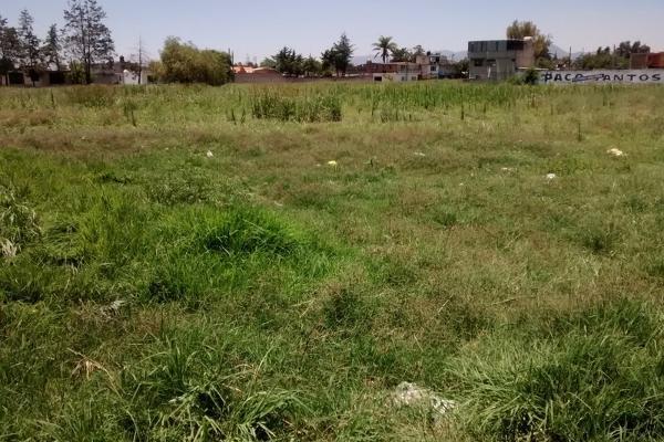 Foto de terreno habitacional en venta en  , san mateo ixtacalco, cuautitlán izcalli, méxico, 2720145 No. 06