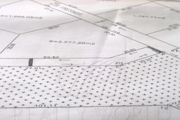 Foto de terreno habitacional en venta en  , san mateo, juárez, nuevo león, 4674307 No. 07