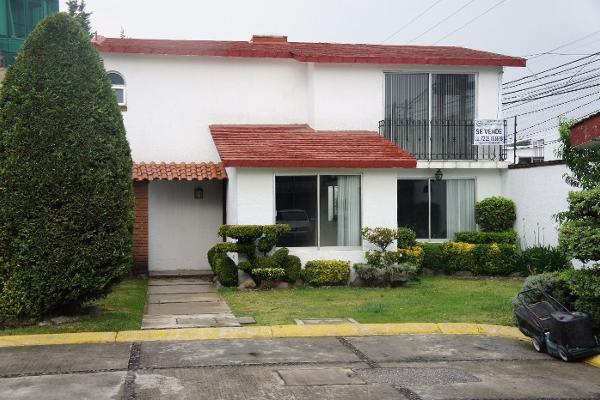 Foto de casa en renta en  , san mateo, metepec, méxico, 3426720 No. 01