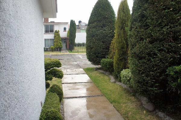 Foto de casa en renta en  , san mateo, metepec, méxico, 3426720 No. 36