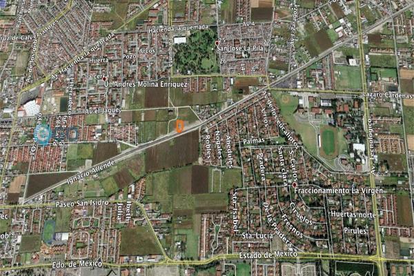 Foto de terreno habitacional en venta en  , san mateo, metepec, méxico, 6159254 No. 04
