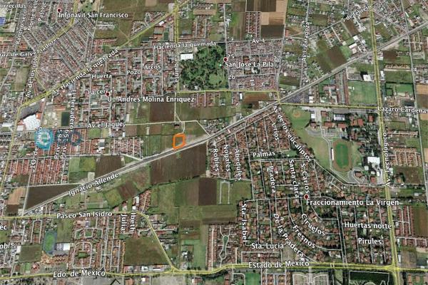 Foto de terreno habitacional en venta en  , san mateo, metepec, méxico, 6159256 No. 02