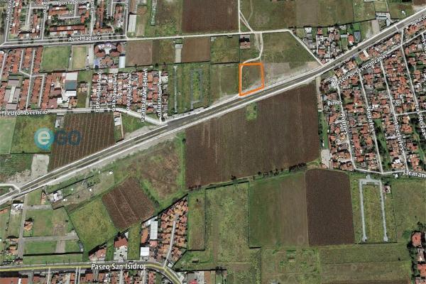 Foto de terreno habitacional en venta en  , san mateo, metepec, méxico, 6159256 No. 03