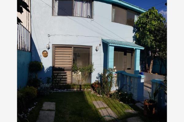 Foto de casa en renta en  , san mateo nopala zona sur, naucalpan de juárez, méxico, 8664568 No. 01