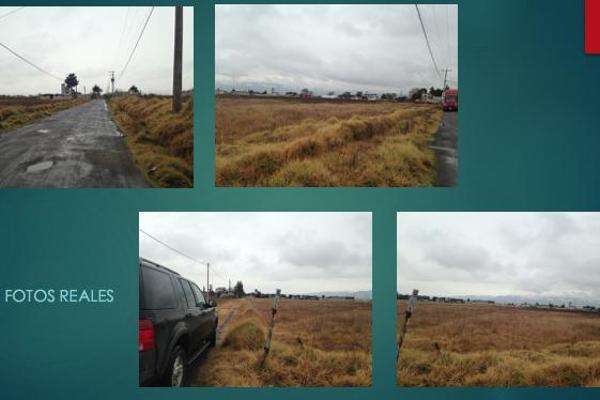 Foto de terreno habitacional en venta en  , san mateo otzacatipan, toluca, méxico, 7913405 No. 02