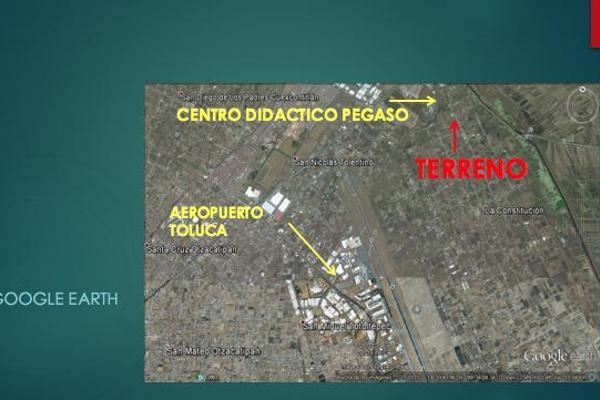 Foto de terreno habitacional en venta en  , san mateo otzacatipan, toluca, méxico, 7913405 No. 04