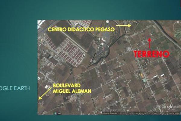 Foto de terreno habitacional en venta en  , san mateo otzacatipan, toluca, méxico, 7913405 No. 05