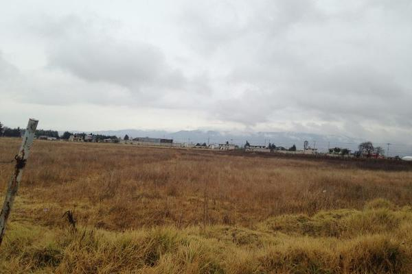 Foto de terreno habitacional en venta en  , san mateo otzacatipan, toluca, méxico, 7913405 No. 07