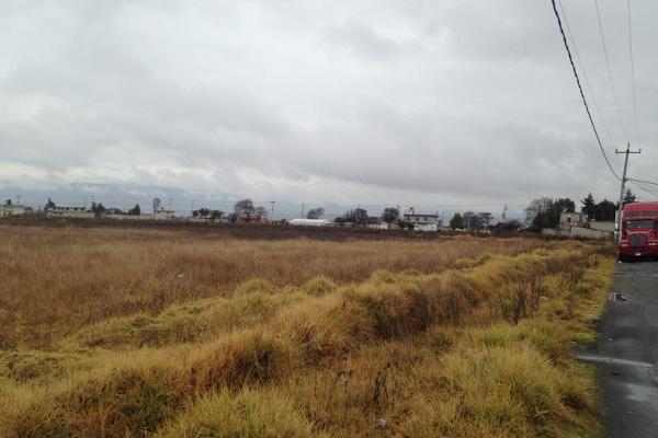 Foto de terreno habitacional en venta en  , san mateo otzacatipan, toluca, méxico, 7913405 No. 08