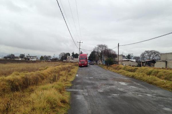 Foto de terreno habitacional en venta en  , san mateo otzacatipan, toluca, méxico, 7913405 No. 09