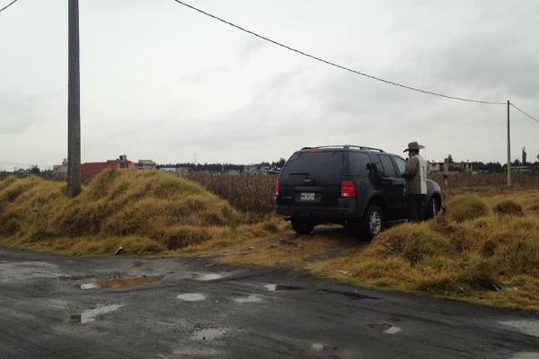 Foto de terreno habitacional en venta en  , san mateo otzacatipan, toluca, méxico, 7913405 No. 10