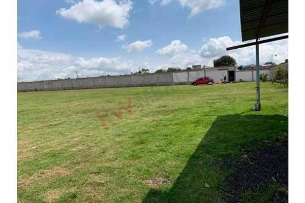 Foto de terreno habitacional en renta en  , san mateo tepopula, tenango del aire, méxico, 12267633 No. 13