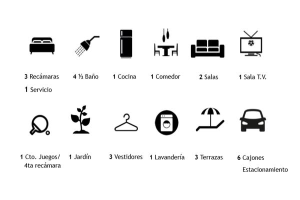 Foto de casa en renta en  , san mateo tlaltenango, cuajimalpa de morelos, df / cdmx, 14025635 No. 03