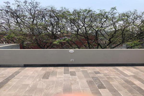 Foto de casa en venta en  , san miguel chapultepec ii sección, miguel hidalgo, df / cdmx, 18494547 No. 27