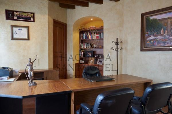 Foto de casa en venta en  , san miguel de allende centro, san miguel de allende, guanajuato, 5666373 No. 10