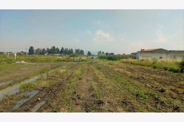 Foto de terreno habitacional en venta en . ., san miguel, metepec, méxico, 5691384 No. 03