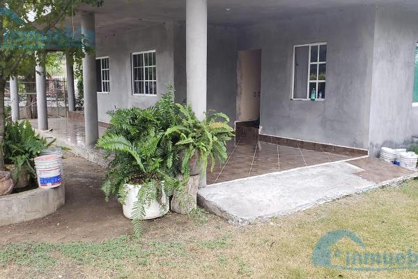 Foto de terreno habitacional en venta en  , san miguel, montemorelos, nuevo león, 9927369 No. 01