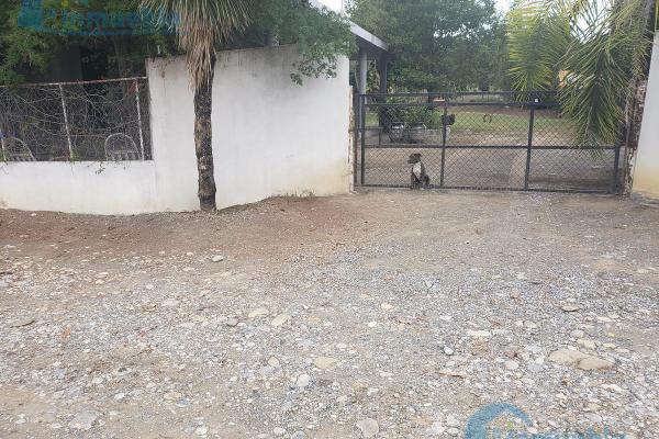 Foto de terreno habitacional en venta en  , san miguel, montemorelos, nuevo león, 9927369 No. 12