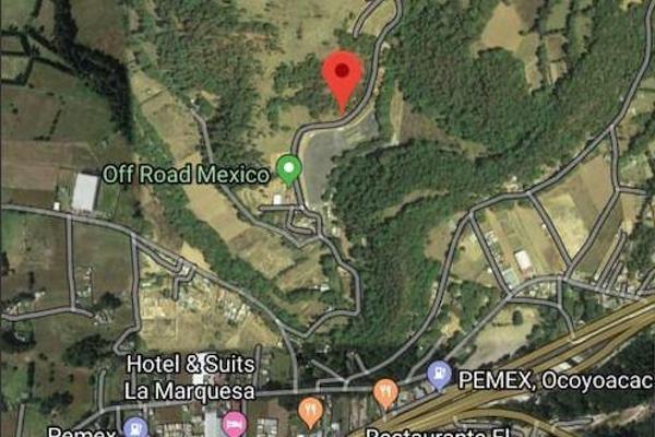 Foto de terreno habitacional en venta en  , san miguel, ocoyoacac, méxico, 7913400 No. 02