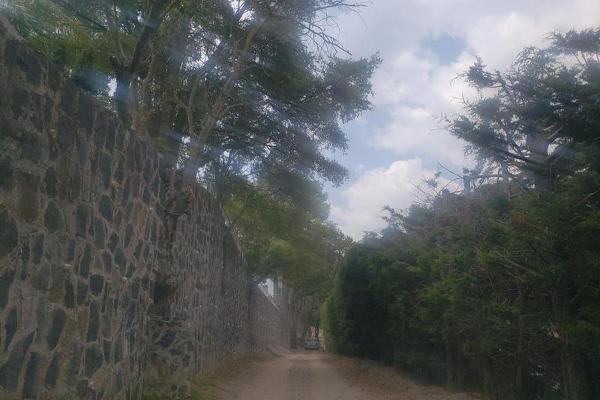 Foto de terreno habitacional en venta en  , san miguel, ocoyoacac, méxico, 7913400 No. 06