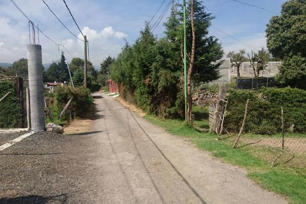 Foto de terreno habitacional en venta en  , san miguel topilejo, tlalpan, df / cdmx, 6180669 No. 03