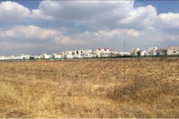 Foto de terreno habitacional en venta en  , san miguel totocuitlapilco, metepec, méxico, 4657416 No. 01