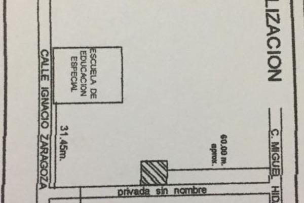 Foto de terreno habitacional en venta en  , san miguel totocuitlapilco, metepec, méxico, 4663927 No. 04